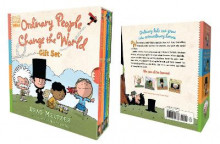 Ordinary People Change the World Gift Set av Brad Meltzer (Innbundet)