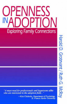 Openness in Adoption av Harold D. Grotevant og Ruth G. McRoy (Heftet)