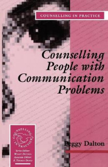 Counselling People with Communication Problems av Peggy Dalton (Heftet)