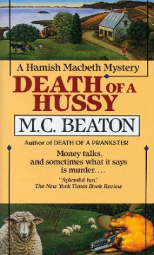 Death of a Hussy av M. C. Beaton (Heftet)
