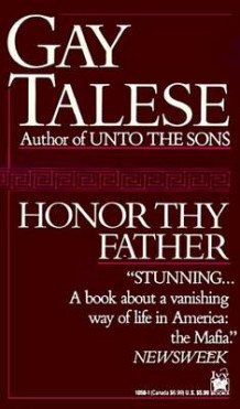 Honor Thy Father av Gay Talese (Heftet)