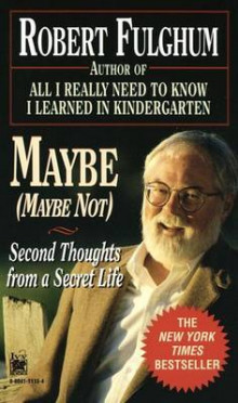 Second Thoughts on a Secret Life av Robert Fulghum (Heftet)