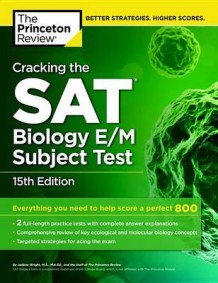 Cracking the Sat Biology E/M Subject Test av Princeton Review (Heftet)