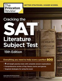 Cracking The Sat Literature Subject Test, 15Th Edition av Princeton Review (Heftet)