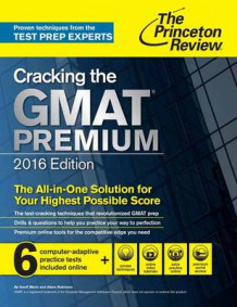 Cracking the GMAT Premium Edition, 2016 av Princeton Review (Heftet)