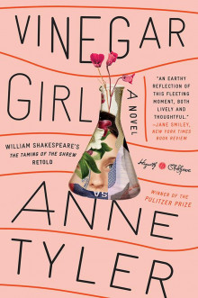 Vinegar Girl av Anne Tyler (Heftet)