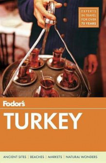 Fodor's Turkey (Heftet)