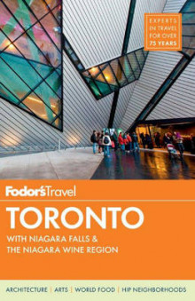 Fodor's Toronto av Fodor Travel Publications (Heftet)