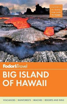Fodor's Big Island Of Hawaii (Heftet)
