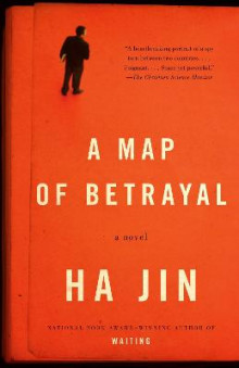 A Map of Betrayal av Ha Jin (Heftet)