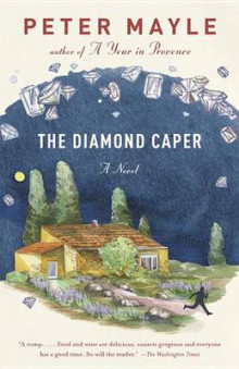 The Diamond Caper av Peter Mayle (Heftet)