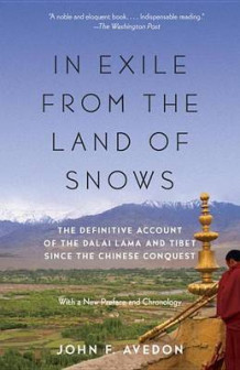 In Exile from the Land of Snows av John Avedon (Heftet)
