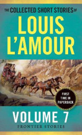 Omslag - Collected Short Stories of Louis L'Amour, Volume 7: Volume 7