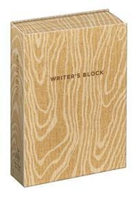 Writer's Block Journal av Potter Style (Innbundet)