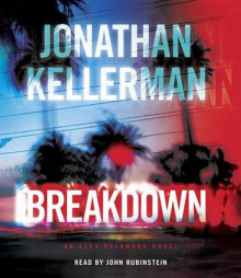 Breakdown av Jonathan Kellerman (Lydbok-CD)