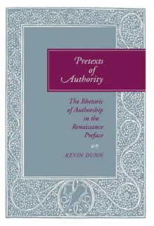 Pretexts of Authority av Kevin Dunn (Innbundet)