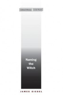 Naming the Witch av James Siegel (Heftet)