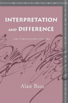 Interpretation and Difference av Alan Bass (Heftet)