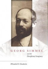 Omslag - Georg Simmel and the Disciplinary Imaginary