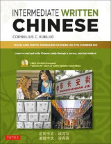 Omslag - Intermediate Written Chinese