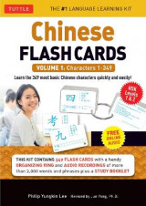 Omslag - Chinese Flash Cards kit