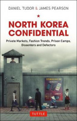 Omslag - North Korea Confidential