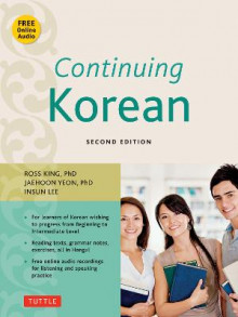Continuing Korean av Ross King og Jaehoon Yeon (Heftet)