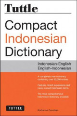 Omslag - Tuttle Compact Indonesian Dictionary