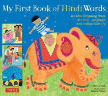 My First Book of Hindi Words av Rina Singh og Farida Zaman (Innbundet)