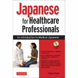 Omslag - Japanese for Healthcare Professionals