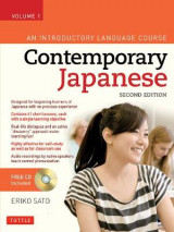 Omslag - Contemporary Japanese Textbook Volume 1