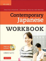 Omslag - Contemporary Japanese Workbook Volume 1