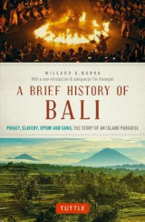 Omslag - Brief History of Bali