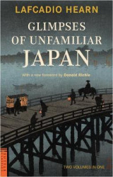 Omslag - Glimpses of Unfamiliar Japan