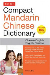 Omslag - Tuttle Compact Mandarin Chinese Dictionary