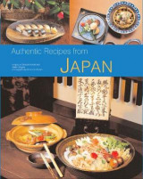 Omslag - Authentic Recipes from Japan
