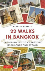 Omslag - 22 Walks in Bangkok