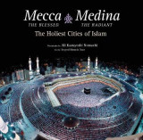 Omslag - Mecca the Blessed, Medina the Radiant
