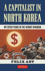 Omslag - Capitalist in North Korea