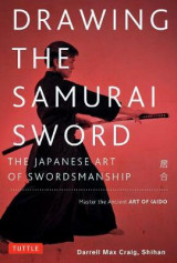Omslag - Drawing the Samurai Sword