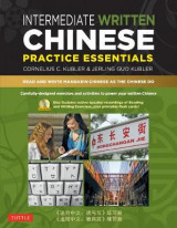 Omslag - Intermediate Written Chinese Practice Essentials