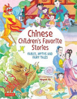 Omslag - Chinese Children's Favorite Stories