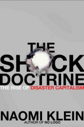 The shock doctrine av Naomi Klein (Heftet)