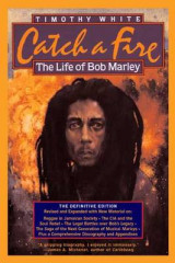 Omslag - Catch a Fire: The Life of Bob Marley