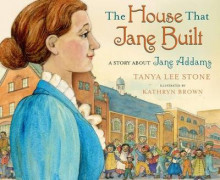 The House That Jane Built av Tanya Lee Stone (Innbundet)