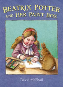 Beatrix Potter and Her Paint Box av David McPhail (Innbundet)