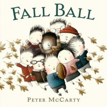 Fall Ball av Peter McCarty (Innbundet)