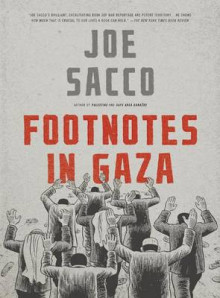 Footnotes in Gaza av Joe Sacco (Heftet)