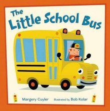 The Little School Bus av Margery Cuyler (Innbundet)