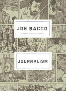 Journalism av Joe Sacco (Innbundet)